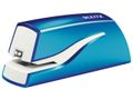 WOW stapler battery-powered 10 sheets blue / LEITZ (55661036)