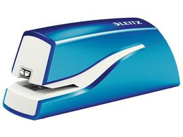 WOW stapler battery-powered 10 sheets blue