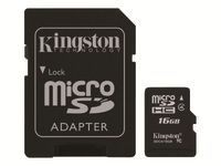 Minneskort Kingston MicroSD 16GB