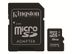 KINGSTON 16GB microSDHC Class 4