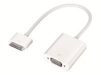 APPLE iPad Dock Connector t VGA Adapter (MC552ZM/B)