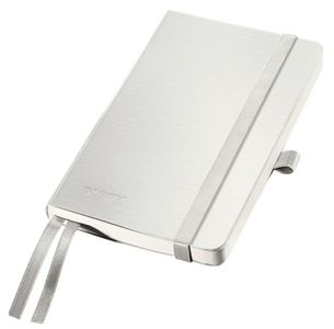 LEITZ Notepad Style A6 soft squared 80s white (44930004*5)