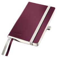 Notepad Style A6 soft squared 80s red