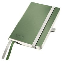 Notepad Style A6 soft squared 80s green