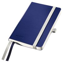 LEITZ Notepad Style A6 soft squared 80s blue (44930069*5)