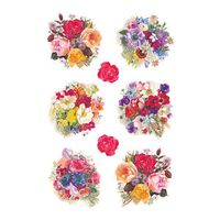 HERMA Stickers HERMA Decor blommor (3504*10)