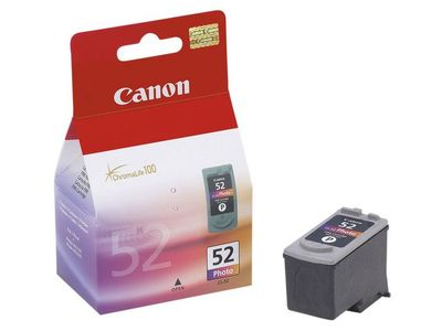 CANON CL-52 PHOTO INK CARTR. COLOUR IP6210D/ IP6220D NS (0619B001)