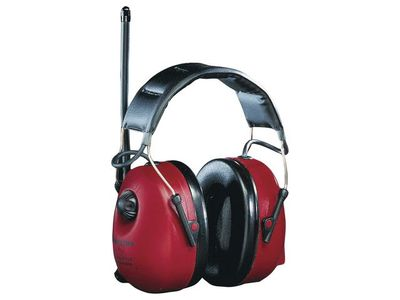 3M Peltor Hearing protection FM -input to mp3. HRXS7A-01 (XH001673892)
