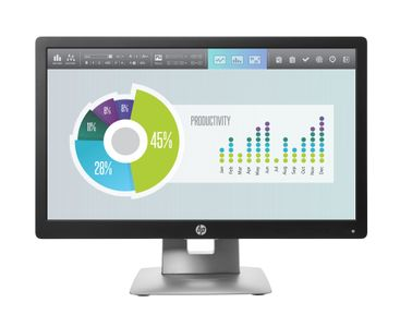 "HP EliteDisplay E202 LED 20"""" (M1F41AT)"