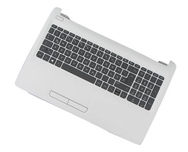HP Top Cover & Keyboard (French) (855023-051)