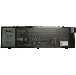 DELL Battery, 72WHR, 6 Cell (451-BBSE)