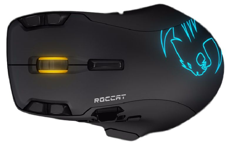 ROCCAT Leadr Wireless Performance Gaming Mouse   Milrab.no