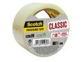 SCOTCH Emballasjetape SCOTCH 50mmx50m transp.