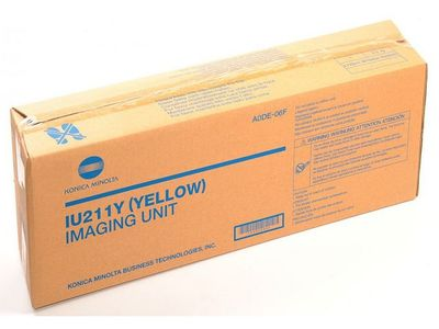 KONICA MINOLTA Yellow Drum Unit (IU-211Y)  (A0DE06F)