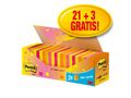POST-IT Notes POST-IT Värdepack 76x76 mm 24/fp