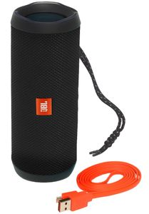 JBL Flip 4 black F-FEEDS (JBLFLIP4BLK)