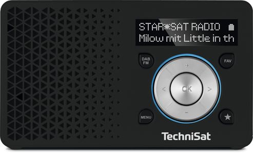 TECHNISAT DigitRadio 1 black/s F-FEEDS (0000/4997)