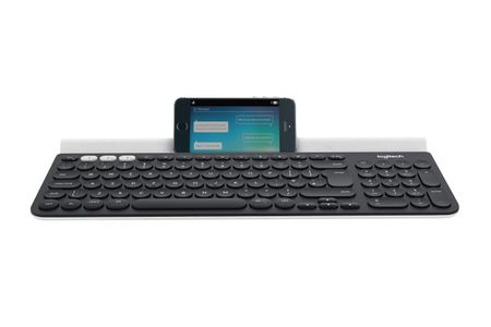 LOGITECH K780 Multi-Device Bluetooth Keyboard 2.4GHZ - INTNL (UK layout) (920-008041)