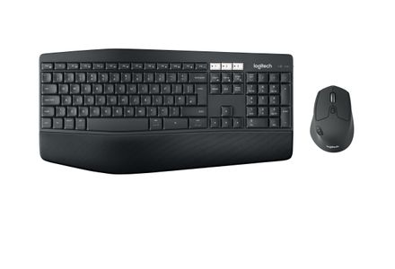 LOGITECH MK850 Performance Wireless Keyboard and Mouse Combo - 2.4GHZ/BT (UK) INTNL (920-008224)
