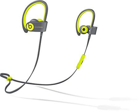 APPLE BEATS POWERBEATS 2 WL IN-EAR ACTIVE COLLECTION YELLOW         IN CONS (MKPX2ZM/A)