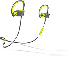 APPLE BEATS POWERBEATS 2 WIRELESS IN-EAR ACTIVE COLLECTION YELLOW IN (MKPX2ZM/A)