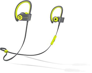 APPLE Powerbeats 2 WL In-Ear Active - Yellow (MKPX2ZM/A)