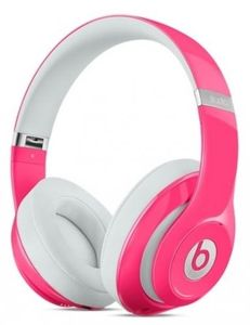 APPLE BEATS Studio 2.0 Over-Ear Rosa med Mic. (MHB12ZM/A)