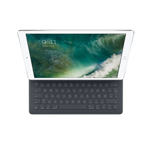 """APPLE iPad Pro 12.9"""" Smart KeyboardSmart connect. For iPad Pro 12.9"""" . Norsk layout (MNKT2H/A)"""