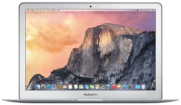 "APPLE MacBook Air 13.3"" Dual Core i7 2.2GHz, 8GB RAM, 256GB Flash Storage (Z0UV-P-MQD42H/A)"