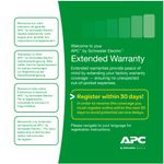 APC EXTENDED WARRANTY 3YR STOCKABLE PART NUMBER (WBEXTWAR3YR-SP-04)