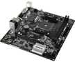 ASROCK MB AMD AM4 A320M-HDV