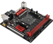 ASROCK AB350 Gaming-ITX/ AC AM4 M-ITX F-FEEDS