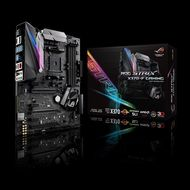 ASUS ROG Strix X370-F Gaming, Socket-AM4 Hovedkort,  ATX, X370, DDR4, 2xPCIe-x16,  SLI/CFX, USB 3.1, SupremeFX (ROG STRIX X370-F GAMING)