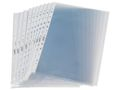 Plastficka STAPLES A4 0,05 präglad100/ FP / STAPLES (7300260)