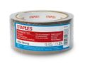 STAPLES Packtejp STAPLES PP 50mmx66m stark Brun