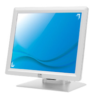 ELO ET1717L-8CWB-1-WH-G DESKTOP 17IN ITOUCH A-GLARE WHITE IN (E214112)