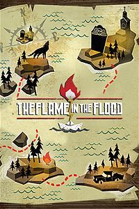 MICROSOFT MS ESD X1 IndieGames N/S C2C Online Gaming Flame in the Flood Download (6JN-00014)