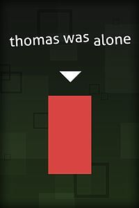 MICROSOFT MS ESD X1 IndieGames N/S C2C Online Gaming Thomas Was Alone Download (6JN-00013)