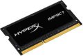 KINGSTON 4GB 1600MHz DDR3L CL9 SODIMM 1.35V HyperX Impact Black Series
