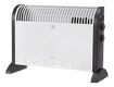 Nordic Home Culture Konvektor heater med fläkt,vit 2000W( convector heater with fan)