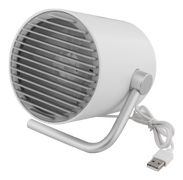 DELTACO USB FAN White