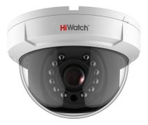 HIWATCH HD-TVI Dome Indoor 720P