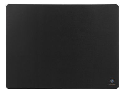 DELTACO GAMING Ultra Thin Gaming Mousepad, 0.5mm height, black (GAM-008)