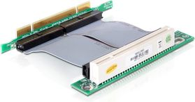 DELOCK raiserkort,  1xPCI-port,  70mm (41793)