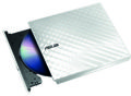 ASUS SDRW-08D2S-U LITE/WHITE/DRW- External Slim - USB Cyberlink Power2Go8 (Burn)