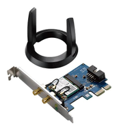 ASUS PCE-AC55BT Dual-Band Wireless-AC1200 Bluetooth 4.0 PCI-E-adapter (90IG02Q0-MM0010)