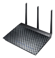 ASUS DSL-N16 N300 Wireless VDSL/ADSL 2+ (90IG02C0-BM3100)