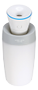 Nordic Home Culture NORDIC HOME CULTURE, mini humidifier,  USB-powered,  8 hours usage, White