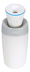 Nordic Home Culture Water Lily, portable humidifier,  8h, USB, white