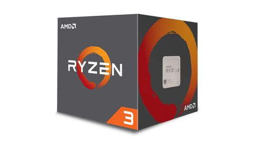 AMD RYZEN 3 1300X 3.7GHZ 4 CORE 65W SKT AM4 10MB WRAITH SPIRE PIB    IN CHIP (YD130XBBAEBOX)